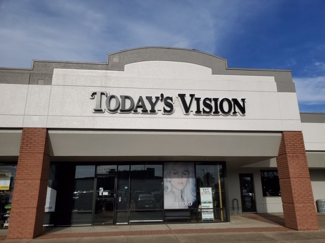 Today's Vision River Oaks Optometrist Office