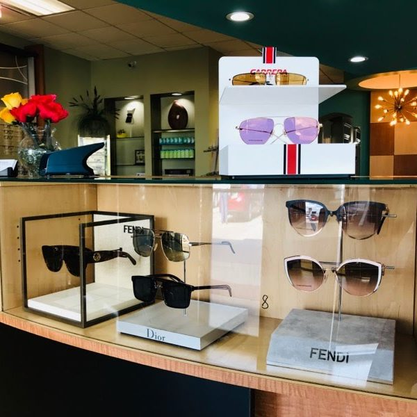 Our Fendi, Dior and Fendi Eyewear Frames
