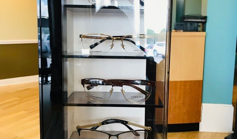 Our Versace Frames