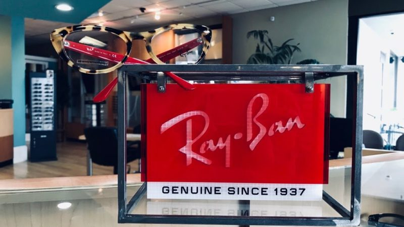 Our Ray-Ban Frames