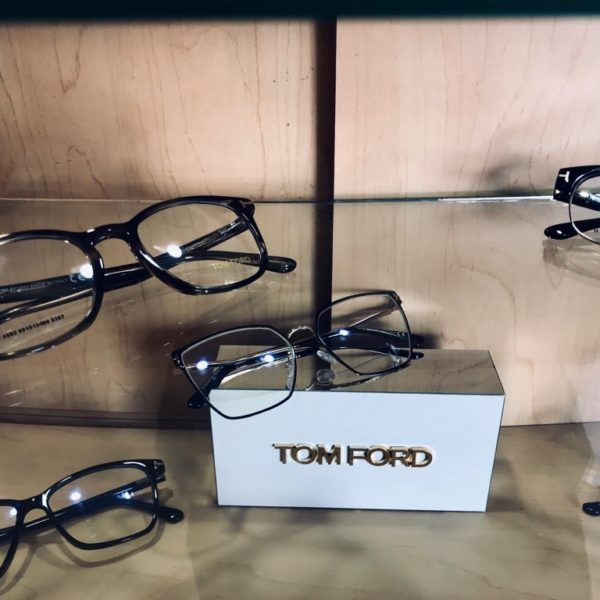 Our Tom Ford Eyewear Frames