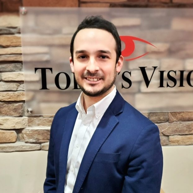 Dr. David Riojas - Today's Vision River Oaks Optometrist